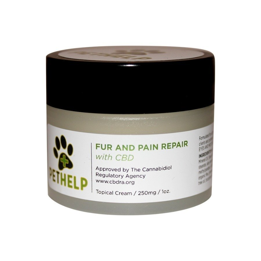 Pet Help CBD Pain and Fur Repair Cream