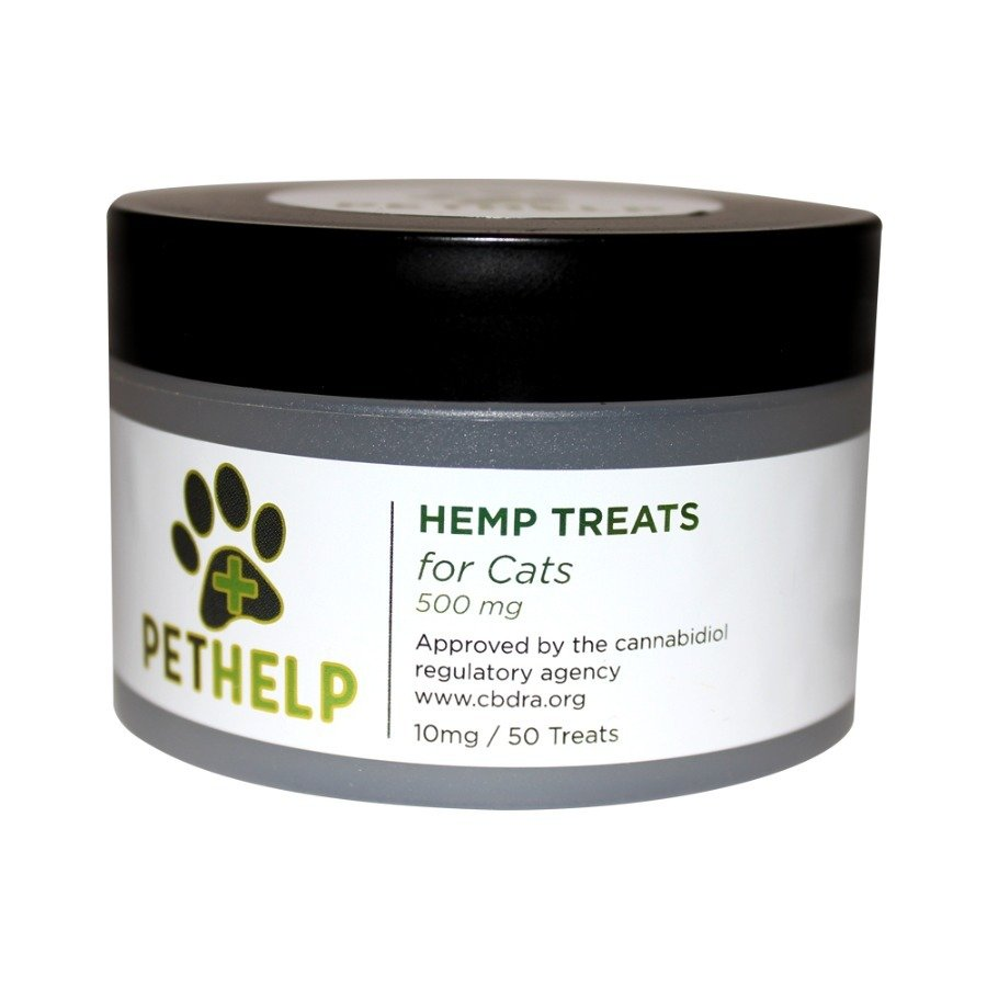 Pet Help CBD 100mg 250mg 500mg Cat Treats