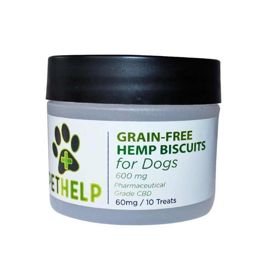 Pet Help CBD 100mg Dog Treats Turkey Jerky