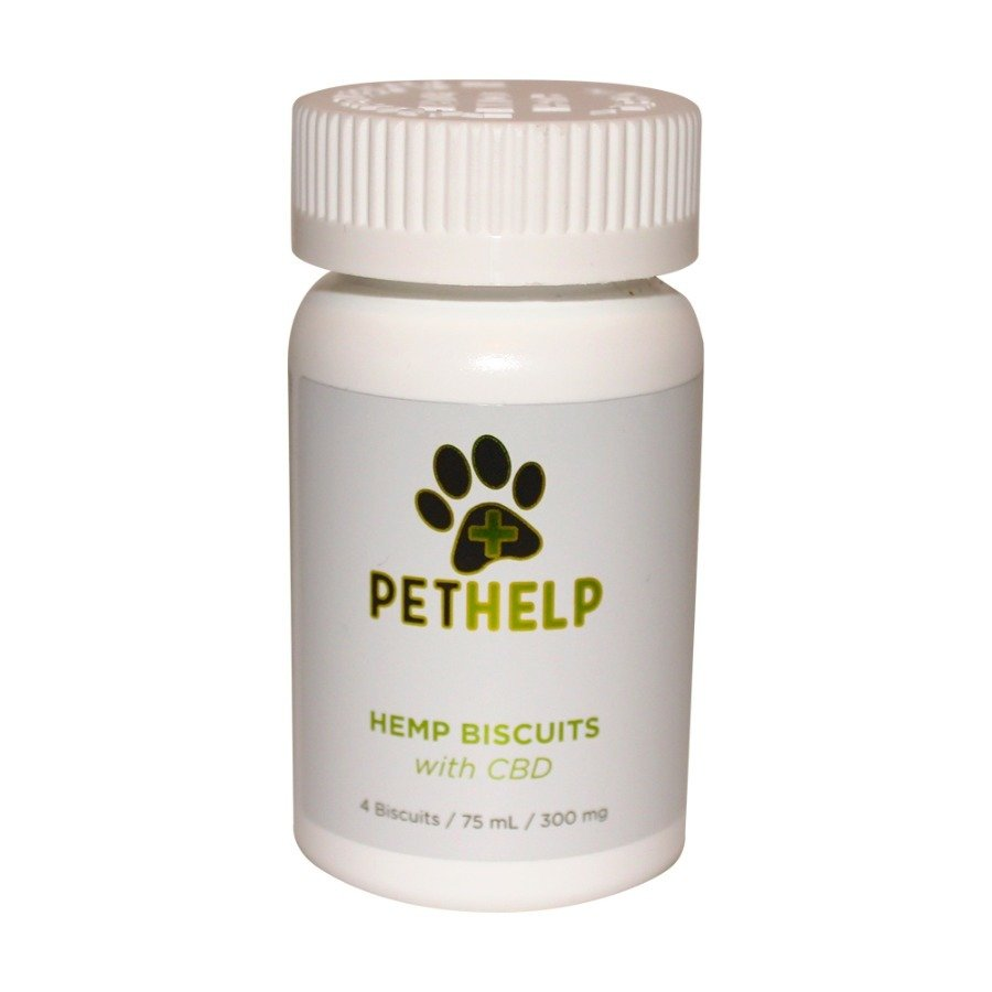 Pet Help CBD 300mg 1500mg Biscuits