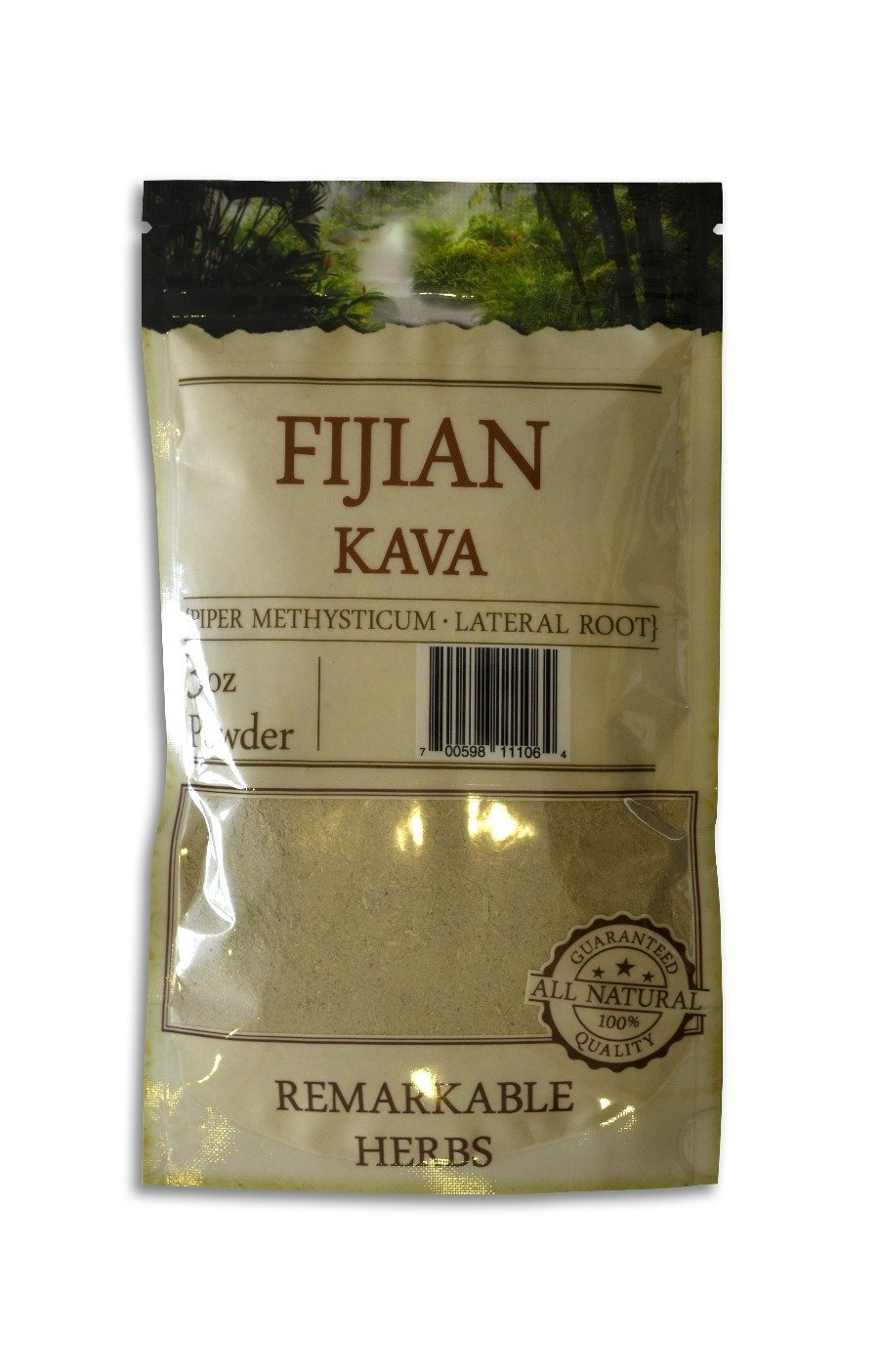 Remarkable Herbs Fijian Kava Powder