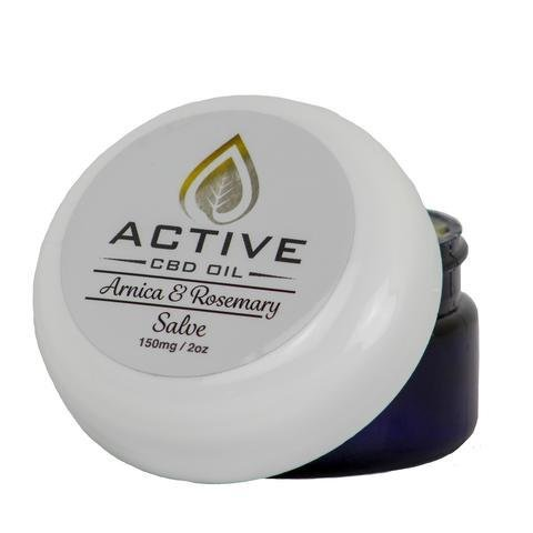 Active CBD oil Super Strength Salve Pain Cream 150mg 1100mg