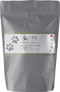 CTFO CBD Pet Chew Treats