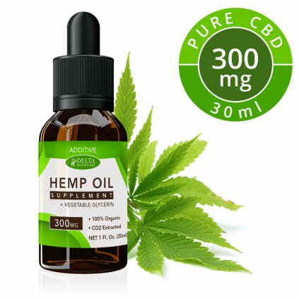 DB CBD E Liquid 300mg 30ml Vape Oil