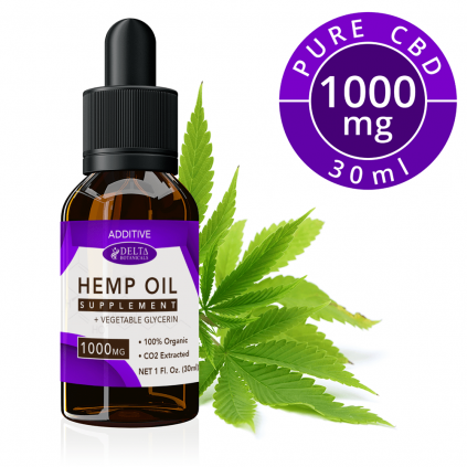DB CBD E Liquid 1000mg 30ml Vape Oil