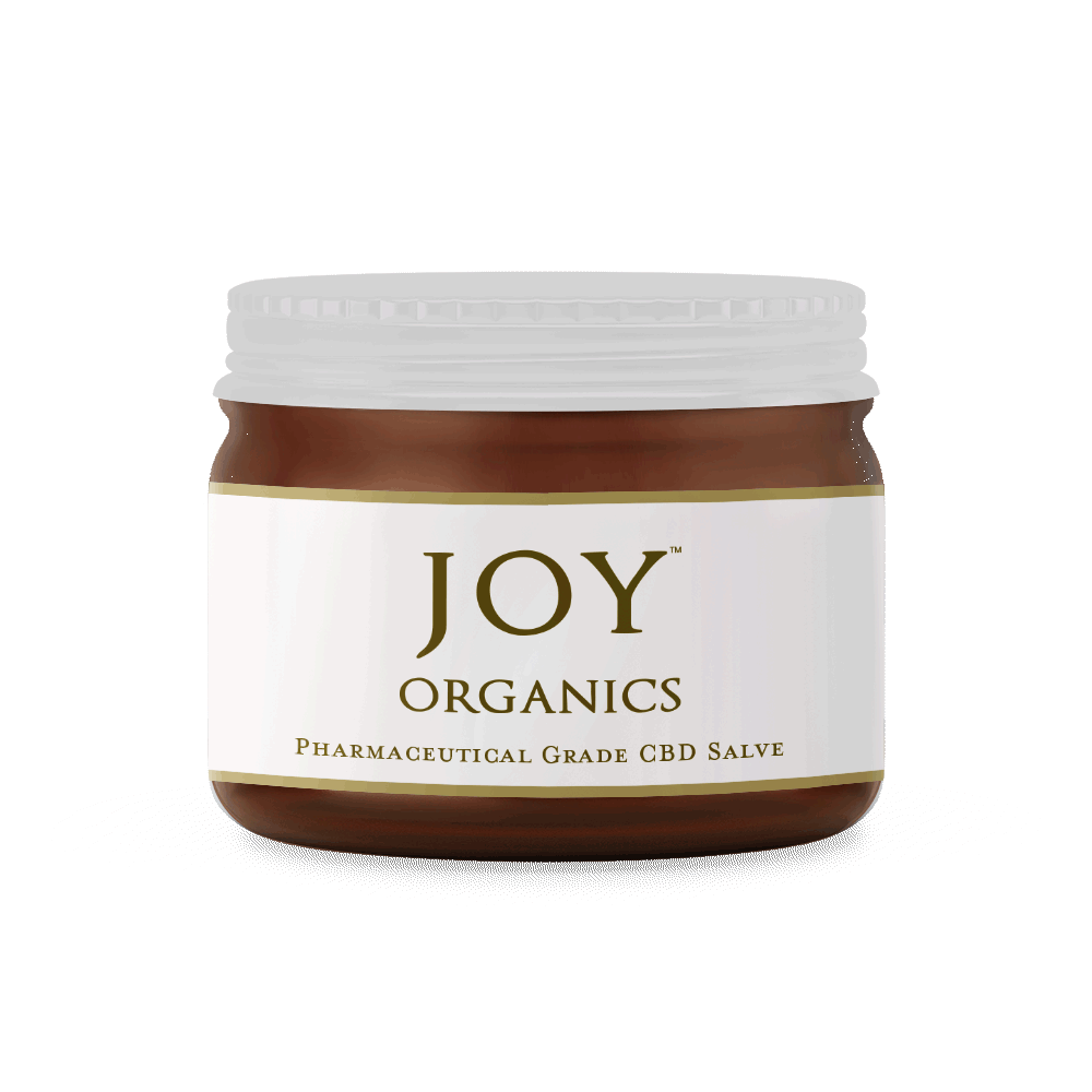 Joy Organics CBD Pain Cream Salve