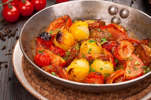CBD Infused Tomato Vinaigarette Recipe